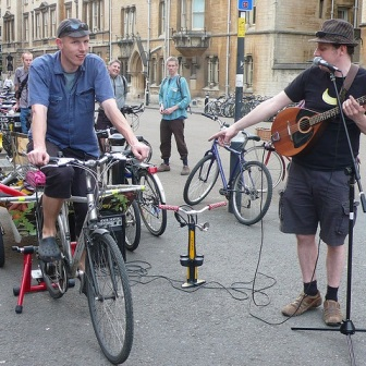 Cycle Oxford Festival